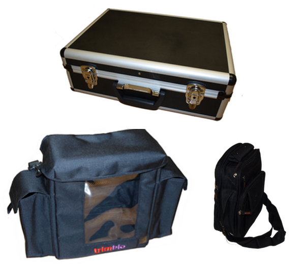 Carry Cases, Bags & Batteries
