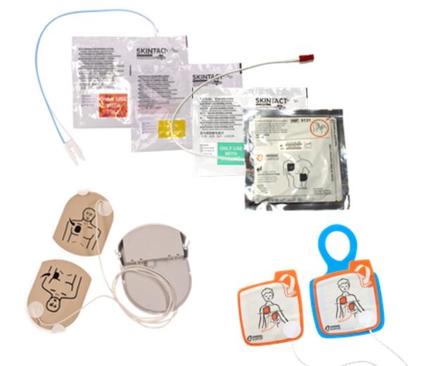 AED (Defibrillator) Electrodes