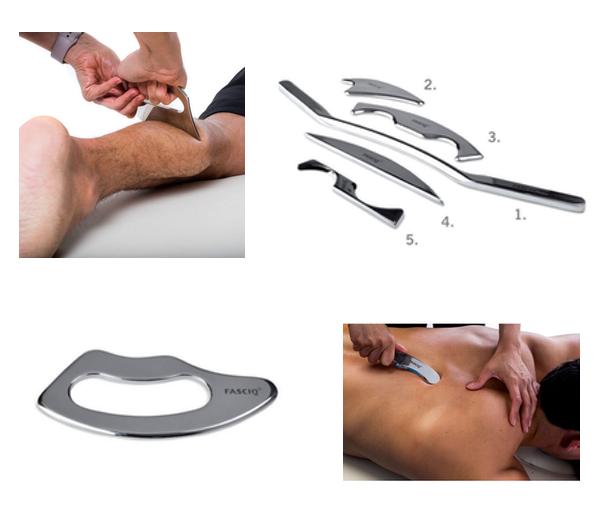 Fasciq IASTM Massage Tools