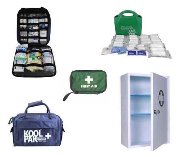 First Aid Kits & Refills