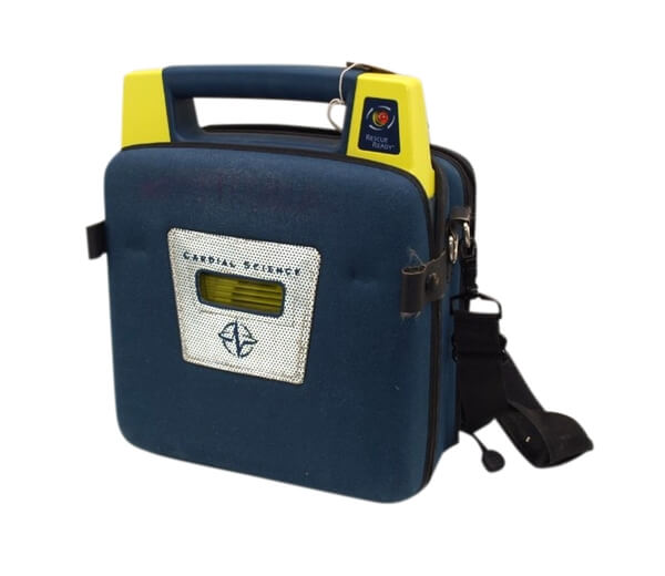 AED's (Automated External Defibrillator)
