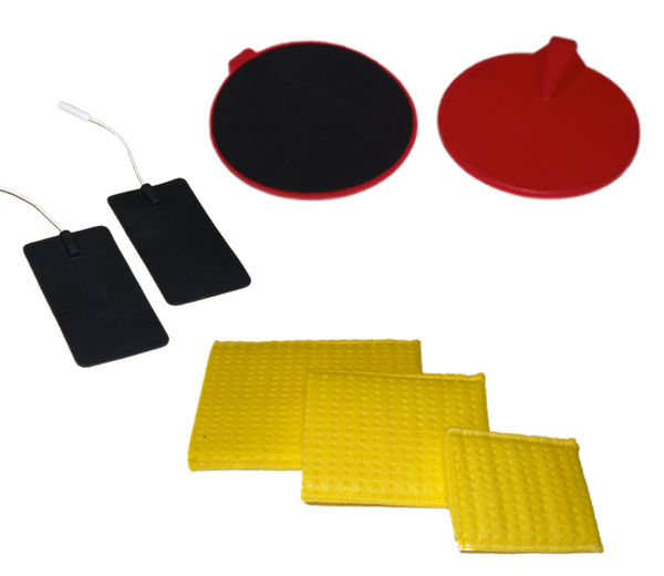 Rubber Electrodes & Glove Sponges