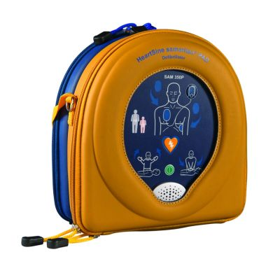 NEW HeartSine Samaritan PAD 350P -Semi Automatic Defibrillator (AED)
