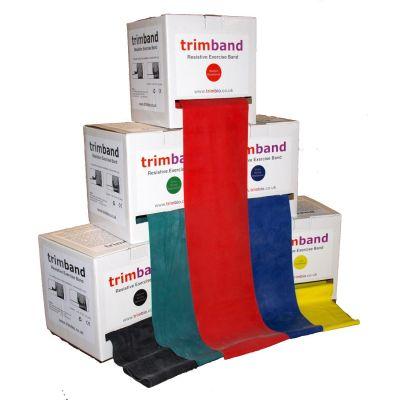 trimband 45.7m (50 yards) Length Dispenser Box - Latex Free