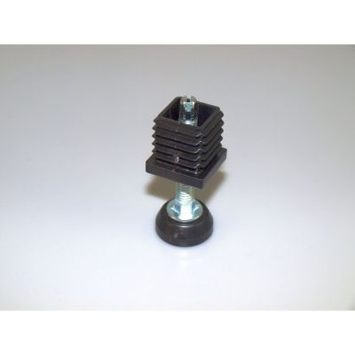 Adjustable Foot 25mm x 25mm for Sunflower Couch