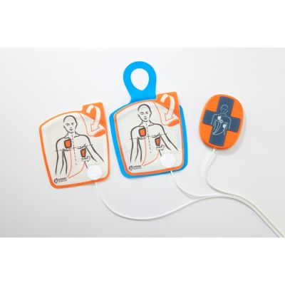 Cardiac Science Powerheart G5 Adult Training Pads with CPR Feedback