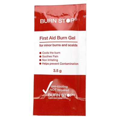Burns Pain Relieving Gel 3.5g Sachets (Bag of 20)