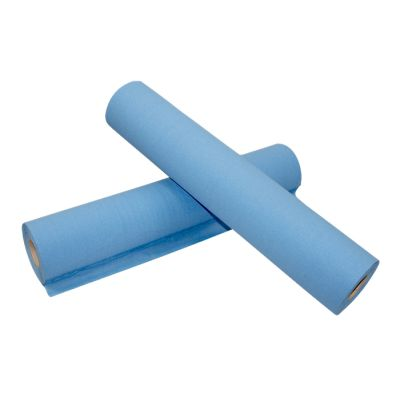 "Paper Roll 50cm (20"") Wide x 40m Length Blue"