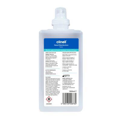 Clinell Hand Hygiene Dispenser - 1000ml Cartridge