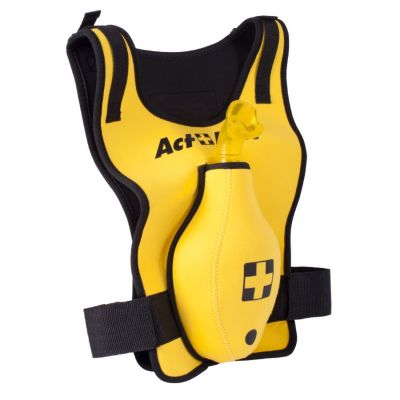 Child Choking Vest (Yellow)