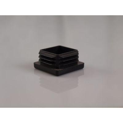 1.1/4 x 1.1/4 x 14-20 SWG Square insert black
