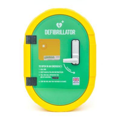 Defibsafe 2 Cabinet - Non-lockable & Heated
