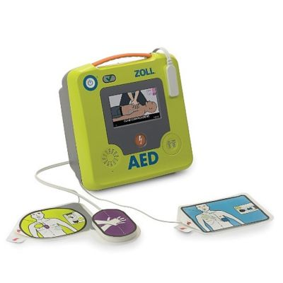 Zoll AED 3 - Fully  Automatic Defibrillator (AED)