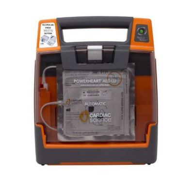 Cardiac Science G3 Elite Fully Automatic AED