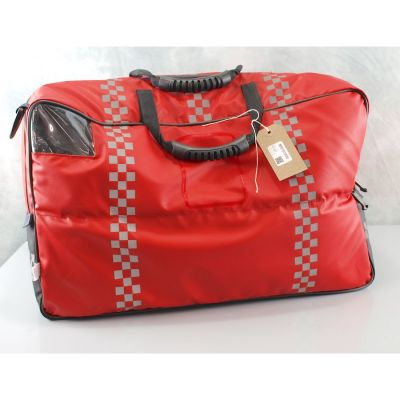Second Hand Open House Red Responder Medical Bag
