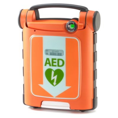 Cardiac Science Powerheart G5 Fully Automatic AED with or without CPR Advisor