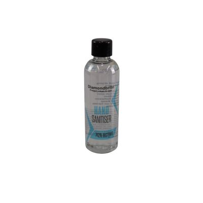 Hand Sanitiser Gel / Rub (100ml) with 70% Alcohol - Medical Grade