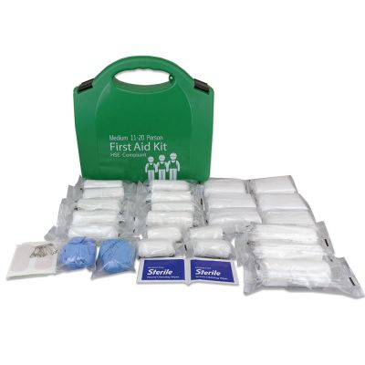 Standard HSE 1-10 First Aid Kit Small Refill