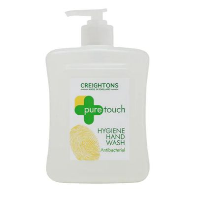 Creightons Pure Touch Antibacterial Hand Wash - 500ml