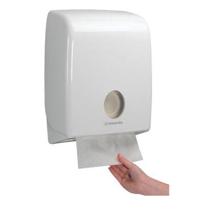 Kimberly Clark Aquarius C Fold Hand Towel Dispenser