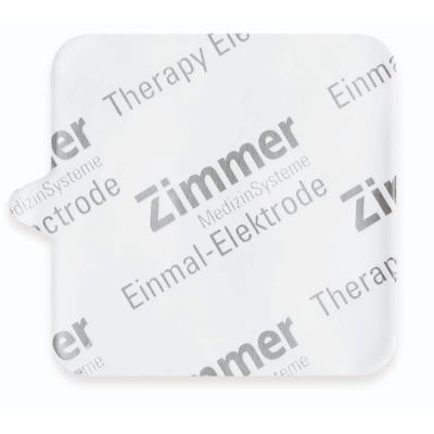 "Zimmertrode Self Adhesive Electrodes Medium 56mm x 56mm (2""x2"") - single use only - Box of 200"