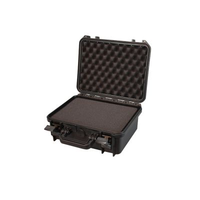 Carry Case Black for Medical Devices