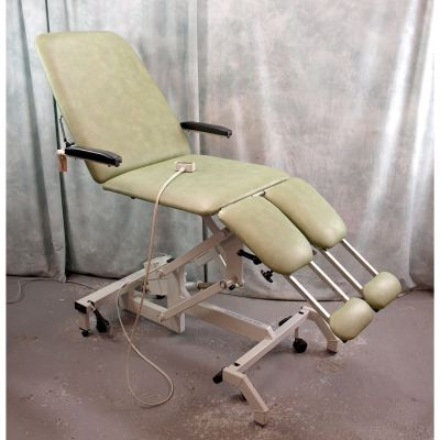Plinth Podiatry / Orthopaedic Chair Electric