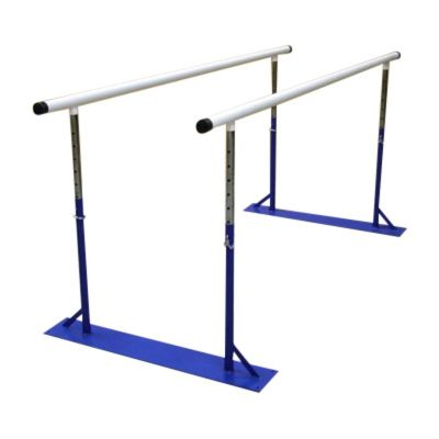Foldable Remedial Parallel Bars 2.3m to 3.5m in length
