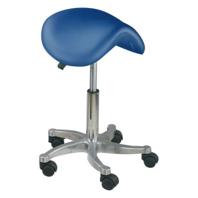 Adjustable Height Saddle Stools