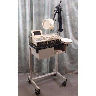 EMS Medilink System with Ultrasound, Interferential & Shortwave Modules on Trolley