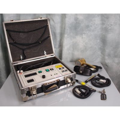 Omega Biotherapy 3ML Laser with 250mW / 810nm Single Probe, 35 Diode Cluster and 15mW / 660nm Single Probe.