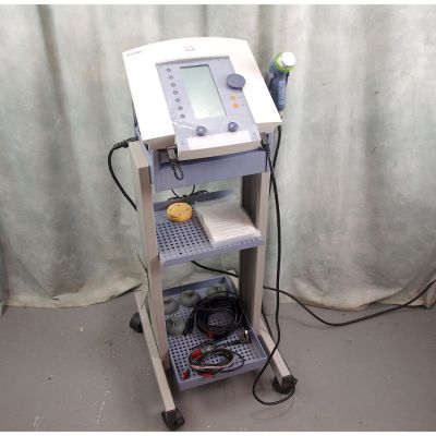 Enraf Nonius Sonopuls 492 Combination with Vacotron S Vacuum Mains only with Trolley