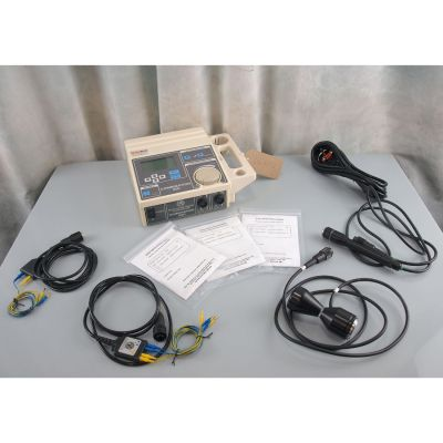 EMS Physio 850 mains combination ultrasound and interferential unit.