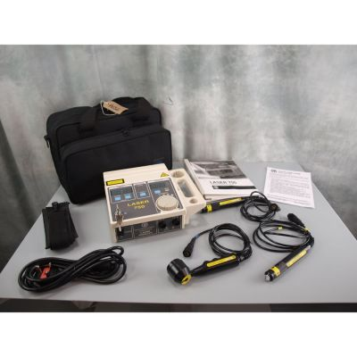 EMS Physio Solo Laser 750 with 100mW Single Probe, 10mW Single Probe  &  Diode Cluster