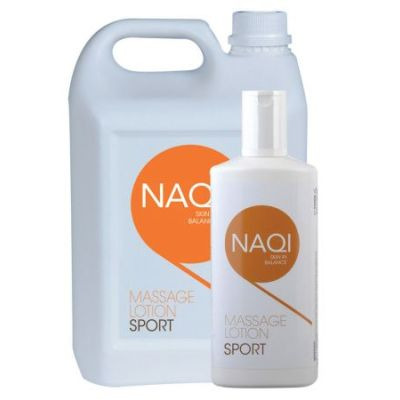 Naqi Sport  Massage Lotion