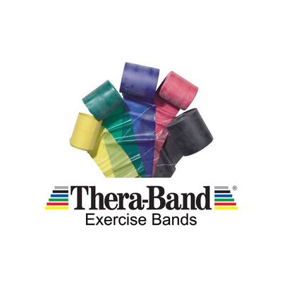 Theraband 46m (50 yards) Dispenser Box Range