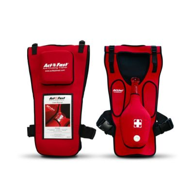 Adult Choking Vest (Red)