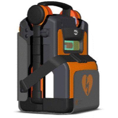 Cardiac Science Powerheart G5 AED Wall Sleeve with Belt