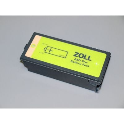Zoll AED Pro Lithium Battery Pack