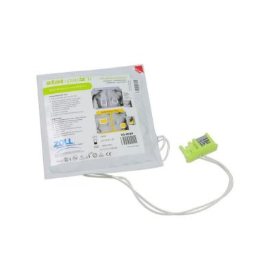 Zoll stat-padz II - single pack for use with Zoll AED Pro, AED Plus , E Series, M Series, R Series & X Series