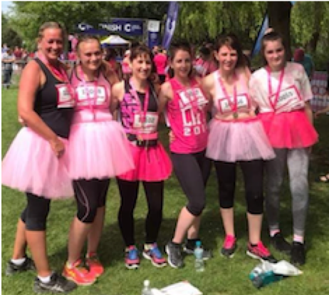 Race for life 2019!