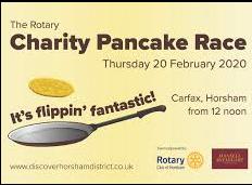 Pancake Race