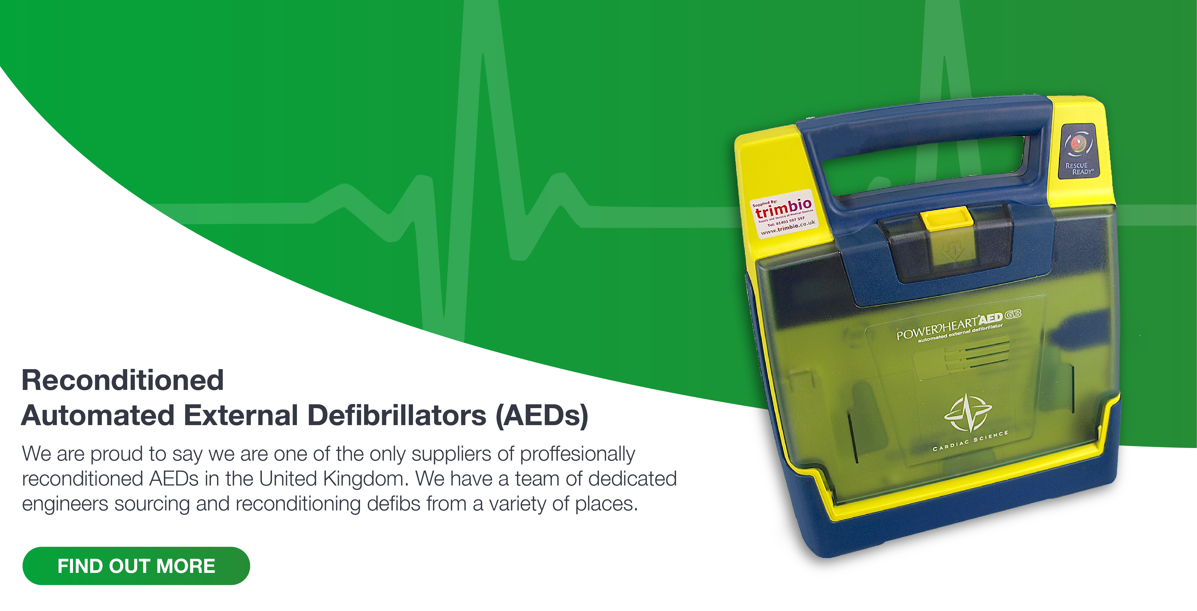 Reconditioned Defibs